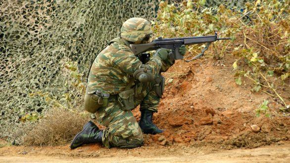 Καβύλη: Τελετή Ορκωμοσίας Νεοσύλλεκτων Οπλιτών
