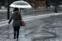 Έκτακτο δελτίο επιδείνωσης του καιρού: Καταιγίδες, βροχές και χιόνια