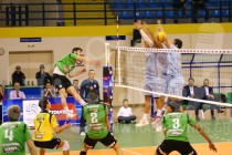 Volleyleague: Πρόγραμμα και Διαιτητές (12η Αγωνιστική)