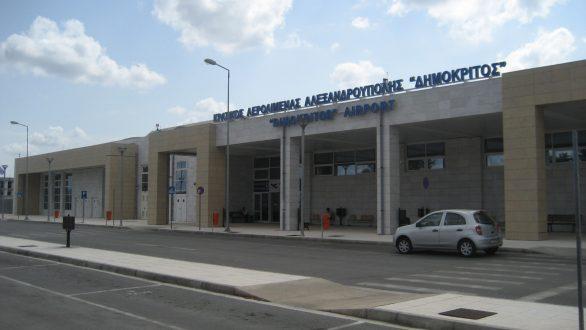 Ακυρώνονται πτήσεις της AEGEAN και της Olympic Air από και προς την Αλεξανδρούπολη