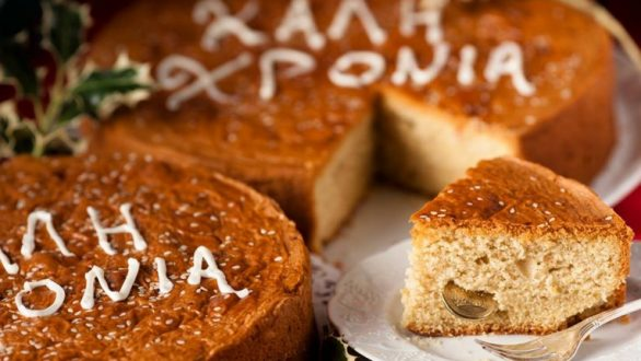 Κοπή πίτας από το Πανεπιστημιακό Νοσοκομείο Αλεξανδρούπολης