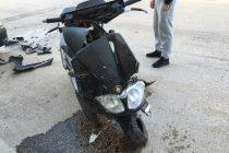 Τραυματισμός μοτοσυκλετιστή στην Ορεστιάδα
