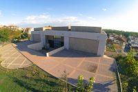 Ανοιχτό και το βυζαντινό μουσείο Διδυμοτείχου κατά την Αυγουστιάτικη πανσέληνο