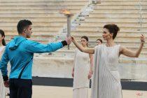 Η Ολυμπιακή Φλόγα στην Αλεξανδρούπολη