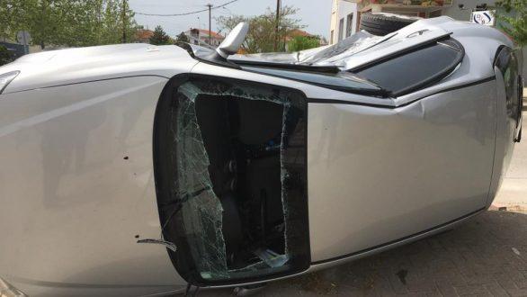 Δύο τροχαία ατυχήματα  μέσα σε λίγα λεπτά στην Ορεστιάδα!