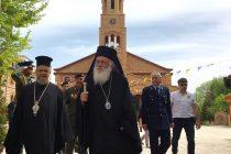 Με την υπόσχεση ότι θα ξανα-επισκεφθεί τον Έβρο αναχώρησε ο Αρχιεπίσκοπος Ιερώνυμος