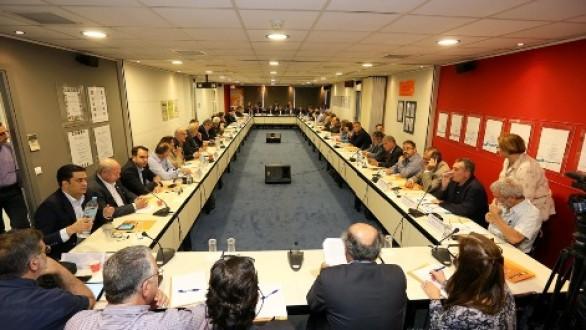 Κοινή συνεδρίαση των Διοικητικών  Συμβουλίων ΚΕΔΕ και  ΕΝΠΕ.