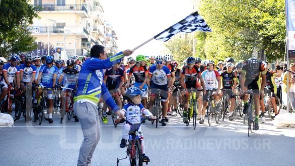 Έρχεται ο 3ος Ποδηλατικός Γύρος Μνημείων Β. Έβρου