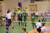 Volleyleague: Πρόγραμμα και διαιτητές (6η Αγωνιστική)