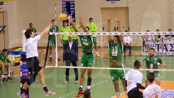 Volleyleague: Αποτελέσματα και Βαθμολογία (2η Αγωνιστική)