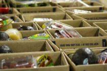 Διανομή προϊόντων στους δικαιούχους του προγράμματος Επισιτιστικής Βοήθειας
