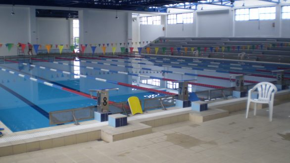 Αποφασίστηκε η αναστολή λειτουργίας του Δημοτικού Κολυμβητηρίου Ορεστιάδας