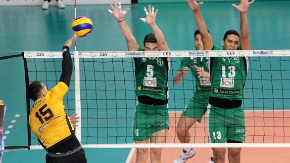 Volleyleague: Πρόγραμμα και Διαιτητές (9η Αγωνιστική)