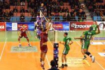 Volleyleague : Αποτελέσματα και Βαθμολογία (6η Αγωνιστική)