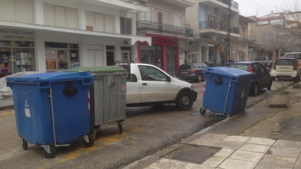 Τροχαίο ατύχημα στο κέντρο της Ορεστιάδας