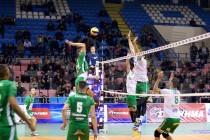 Volleyleague: Πρόγραμμα και Διαιτητές (13η Αγωνιστική)