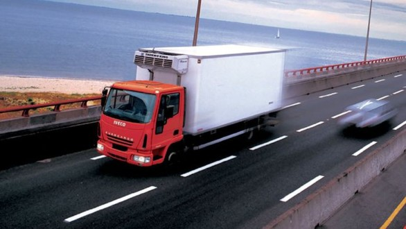Απαγόρευση κυκλοφορίας φορτηγών την περίοδο των εορτών