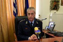 Ο Πασχάλης Συριτούδης νέος Γενικός Περιφερειακός Αστυνομικός Διευθυντής Ανατολικής Μακεδονίας και Θράκης