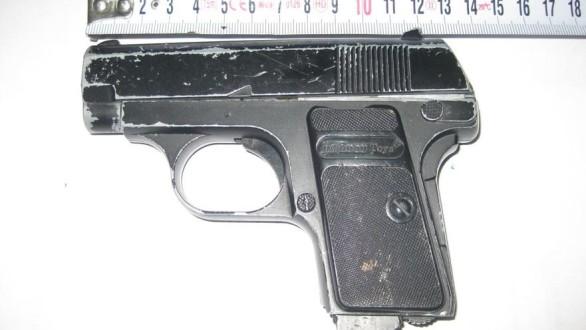 Συνελήφθη 50χρονος στο Τυχερό για παράβαση του νόμου περί όπλων