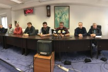 Η συνέντευξη τύπου του νέου διοικητικού του  Α.Ο.Ορεστιάδας