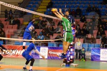 Volleyleague: Αποτελέσματα και Βαθμολογία (12η Αγωνιστική)