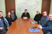 Συνάντηση του Αντιπεριφερειάρχη Έβρου Δημήτρη Πέτροβιτς με ΕΚΑΒ Θράκης