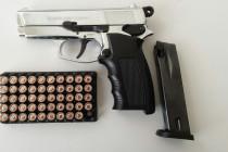 Σύλληψη ανήλικου για οπλοκατοχή στις Καστανιές