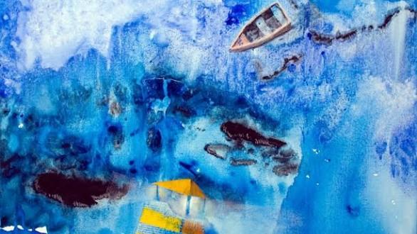"""Παρουσίαση: """"Καταφύγια του νερού""""-Ημερολόγιο 2017 του ζωγράφου Χρήστου Κεχαγιόγλου"""