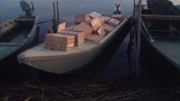 Συνελήφθη 69χρονος για παράνομη εξαγωγή προϊόντων με ξύλινη βάρκα!
