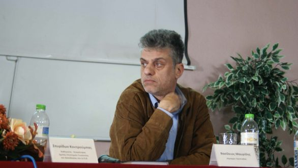 Μαυρίδης: Αποχέτευση Βύσσας και φυσικό αέριο αναβαθμίζουν τον Δήμο