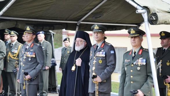Αλλαγή Φρουράς στις στρατιωτικές μονάδες του Βορείου Έβρου