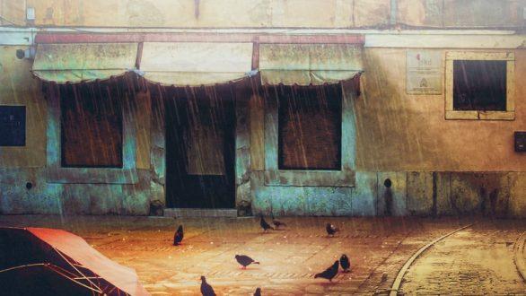 """Παρουσίαση βιβλίου """"Υγρή Πόλη"""" στην Αλεξανδρούπολη"""