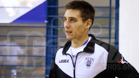 Ανανέωσε για δύο χρόνια στον ΠΑΟΚ ο Κωνσταντινίδης