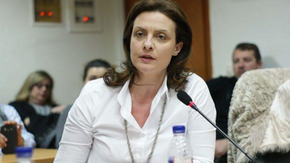 Συνεχίζει να παρουσιάζει υποψηφίους η Γκουγκουσκίδου