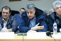 Μαυρίδης: Ανακόλουθη η στάση του υπουργείου και του Μηταράκη.