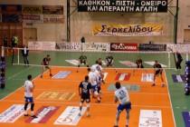Volleyleague: Αποτελέσματα (22η Αγωνιστική) , Τελική  βαθμολογία και τα ζευγάρια των Play Off