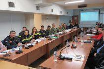 Έκτακτη σύσκεψη του Συντονιστικού Οργάνου Πολιτικής Προστασίας Π.Ε. Έβρου
