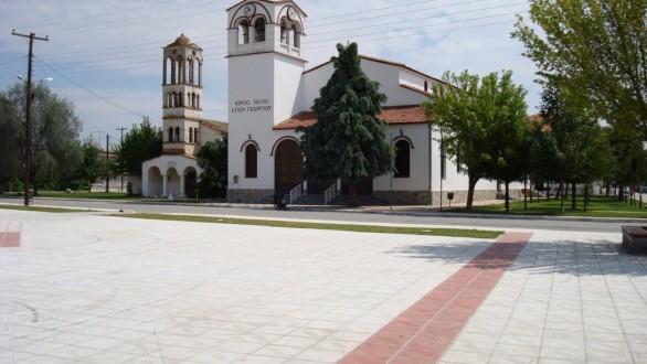 Εκδηλώσεις για τον πολιούχο Άγιο Γεώργιο στον Κυπρίνο