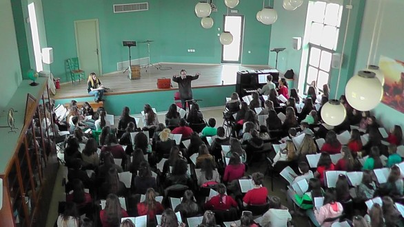 4ο Χορωδιακό Εργαστήρι & Συνάντηση Χορωδιών στη Σαμοθράκη