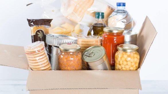 8η Διανομή τροφίμων και ειδών ΤΕΒΑ στους Δήμους Ορεστιάδας και Διδυμότειχου