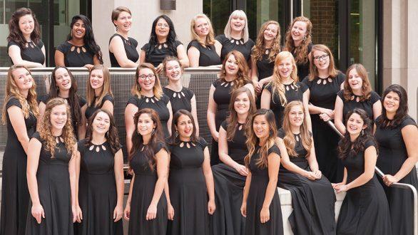 Συναυλία από την Women's Chamber Choir στην Αλεξανδρούπολη