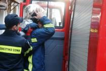 Σοβαρά προβλήματα αντιμετωπίζει το Πυροσβεστικό Κλιμάκιο Σαμοθράκης