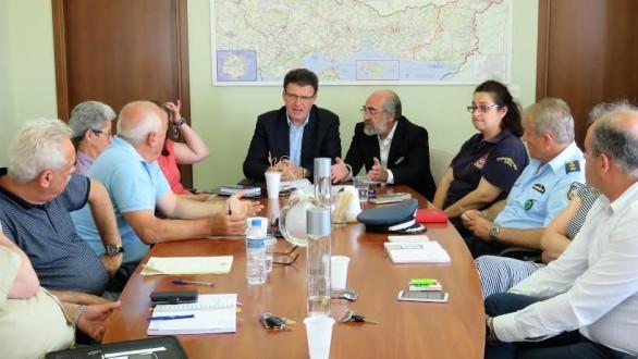 Λήψη μέτρων για την ευλογιά των προβάτων από τη Π.Ε. Έβρου