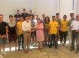 Τίμησε τους Πρωταθλητές από το Σουφλί ο Πέτροβιτς!