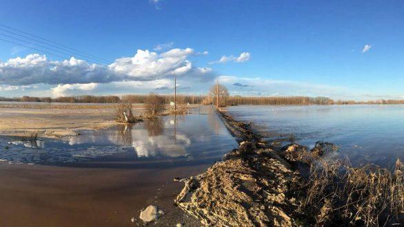 Κίτρινος συναγερμός λόγω αυξημένων παροχετεύσεων στους ποταμούς Έβρο και Άρδα