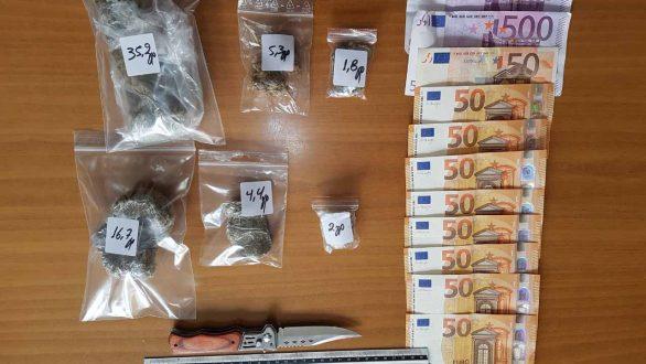 Σύλληψη τριών ατόμων για εισαγωγή ναρκωτικών στην Αλεξανδρούπολη