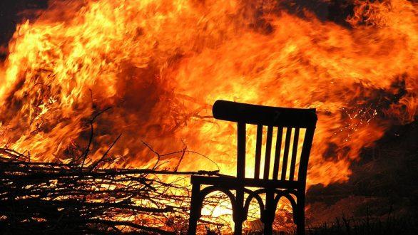 Φωτιά σε σπίτι στις Καστανιές