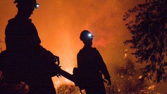Υψηλός κίνδυνος πυρκαγιάς σε Έβρο και Σαμοθράκη
