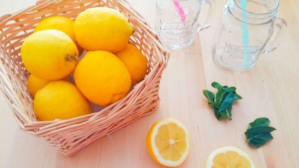 Το μυστικό συστατικό της σπιτικής λεμονάδας