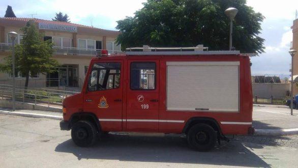 Νέο πυροσβεστικό όχημα για το Εθελοντικό Πυροσβεστικό Κλιμάκιο Φερών